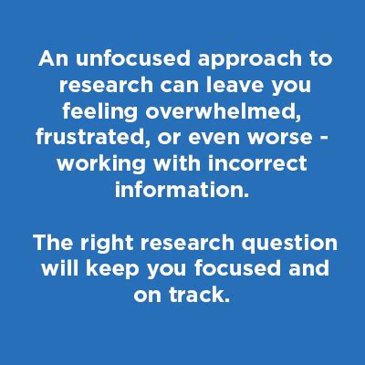 can you ask a question in a research paper are you asking the right genealogy research question