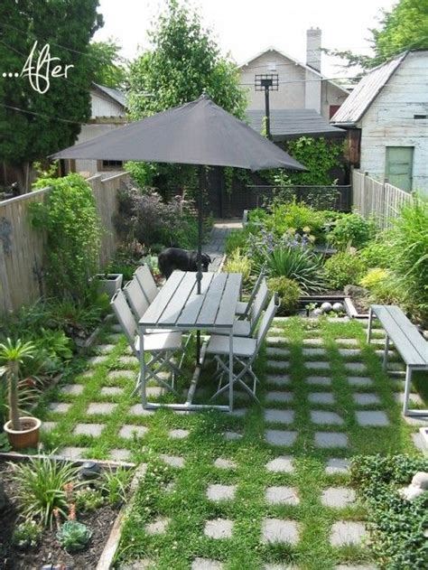 Small Backyard Ideas Before After Before After Tim D Arcy S Toronto Backyard Studio G