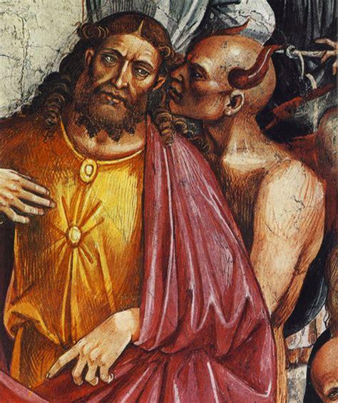 imagenes de jesucristo y satanas nuestros demonios eladiofernandez