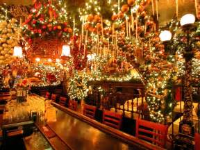 rolfs bar and restaurant for a charming and festive