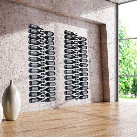 modernes weinregal 12 besten weinkellereinrichtung transparente aus acryl