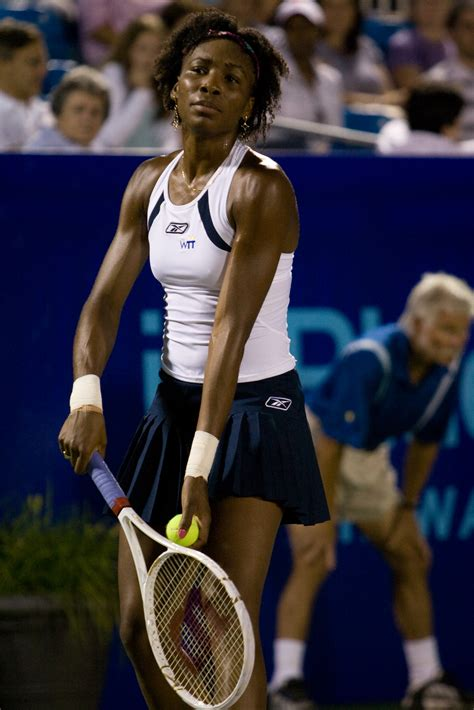 William And Mba Vs by Venus Williams