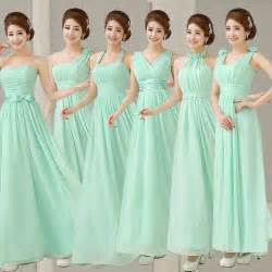 popular mint bridesmaid dresses buy cheap mint bridesmaid