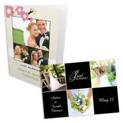 Custom Photo Wedding Invitations   Announcements   Winkflash