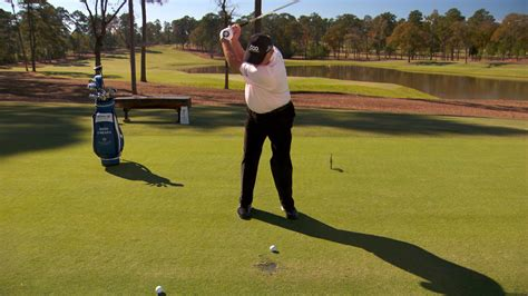 o swing mark o meara s full swing iron tip golf channel