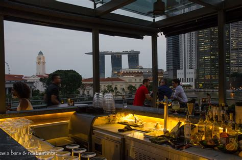 Roof Top Bars Singapore by Southbridge Rooftop Bar In Singapore Asia Bars