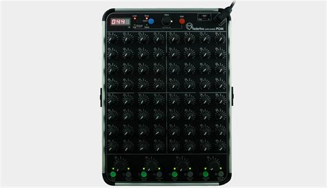 Midi Knobs by Do You Knobs This New Midi Controller Has 68 Of Them