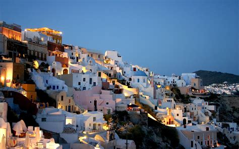 greece wallpaper for mac 1920x1200 houses in greece desktop pc and mac wallpaper