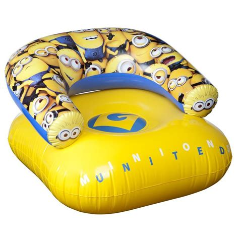 minion bounce house inflatable moon chair minions buy online at qd stores