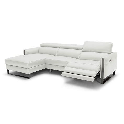 left facing chaise vertigo sofa w left facing chaise light gray eurway