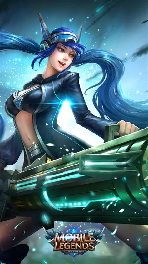 gambar layla mobile legends