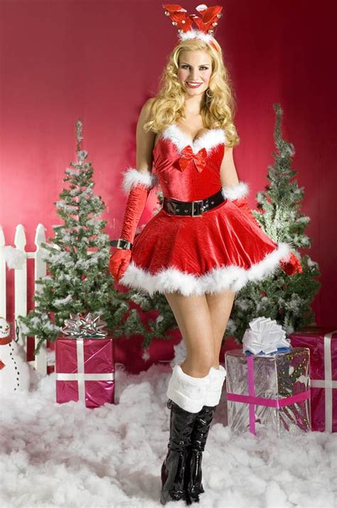 dressing the part with christmas apparel