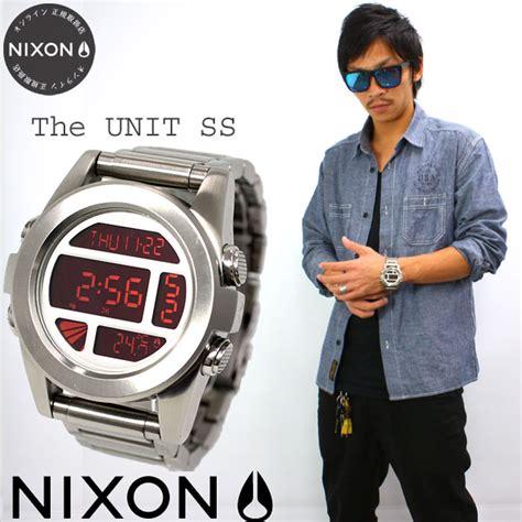 Nixon The Unit Kecil 3 asr rakuten global market nixon nixon unit ss unit ss
