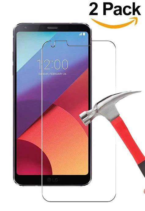 Rearth Ringke Invisible Defendef Lg V30 Screen Protector 5 best screen protectors for the lg v30 android central