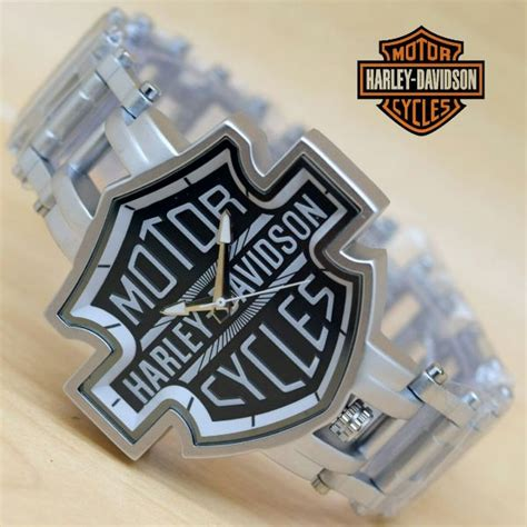 Jam Tangan Harley Davidson Silver by Jual Jam Tangan Harley Davidson Boy Harga Murah