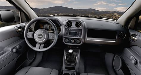 jeep patriot interior 5 reasons the jeep patriot is the best priced suv