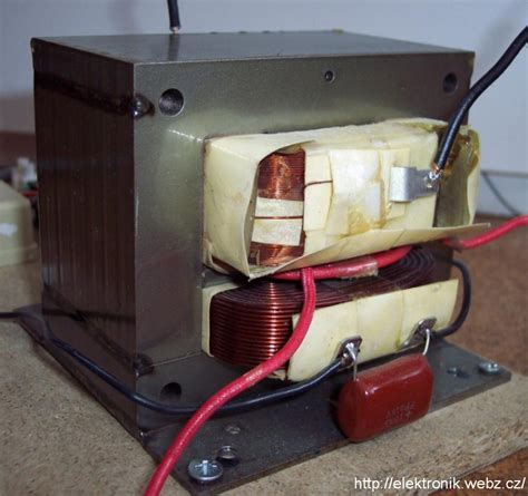 Trafo Microwave trafo wickeln umbau trenntrafo mikrocontroller net