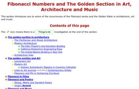 fibonacci numbers and the golden section general fibonacci pearltrees