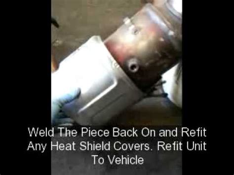 how to remove dpf youtube