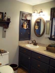 primitive bathroom ideas pin by sandi vanculin on ye olde washroom pinterest