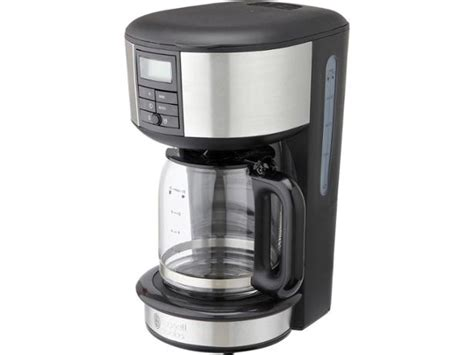 Unusual Kettles And Toasters Russell Hobbs Buckingham 20680 Filter Coffee Machine