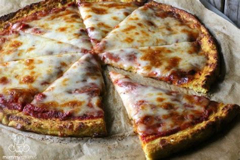 Links From Pizza Crusts To Tap Water by Cauliflower Pizza Crust Recipe