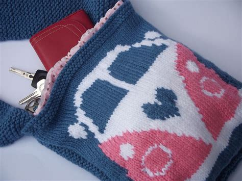 vw crochet bag pattern 17 best images about vw knitting pattern on pinterest