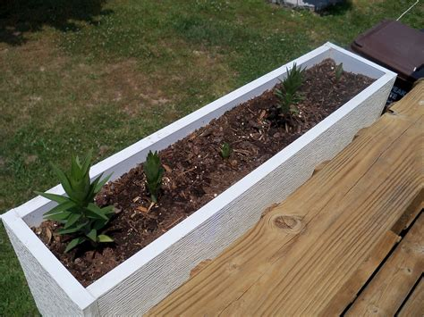 do it yourself vinyl planter boxes things i find interesting