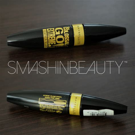 Maskara Maybelline Review maybelline colossal go volum mascara review