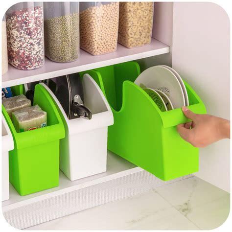 kitchen plastic storage aliexpress buy upscale kitchen plastic storage box