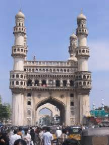 Historical Places In India Essay by File Charminar Hyderabad Jpg Wikimedia Commons