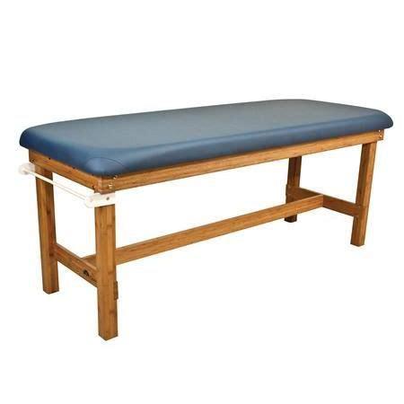oakworks table buy oakworks powerline treatment table with h brace