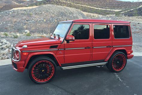 mercedes g wagon red mercedes benz g class red interior fiat world test drive