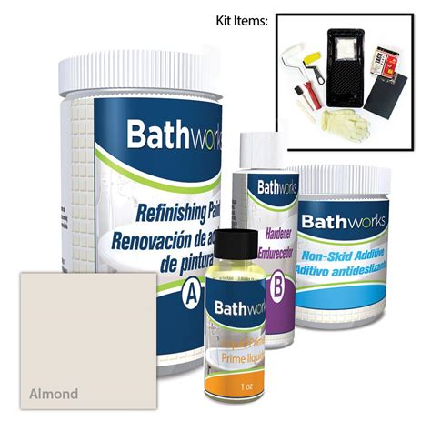 bathtub kit rust oleum specialty 1 qt white tub and tile refinishing