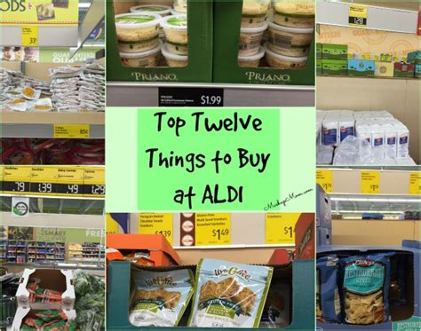 Things To Buy From An Store top twelve things to buy at aldi