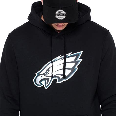 Sweater Hoodie Aw New Logo Black philadelphia eagles team logo black pullover hoodie new era