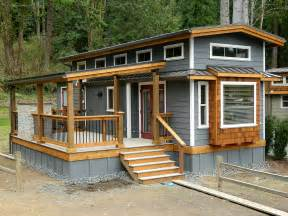 Tiny House Models by Wildwood Lakefront Cottages Park Models West Coast Homes