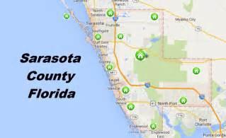 Map Sarasota Florida by Sarasota County Foreclosures