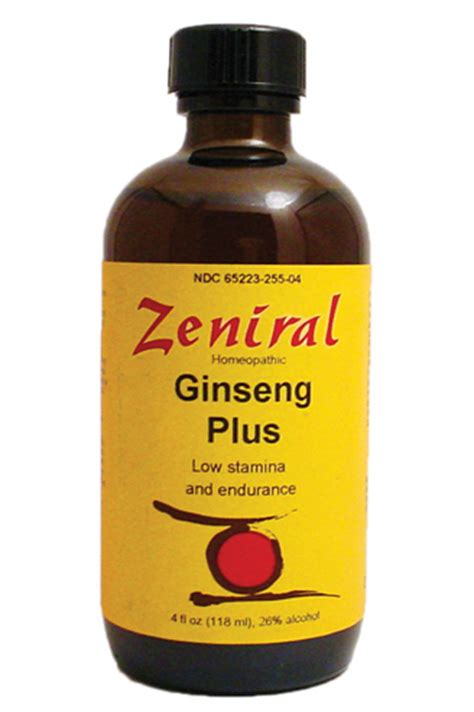 Plu Ginseng zeniral ginseng plus white dove healing arts ltd