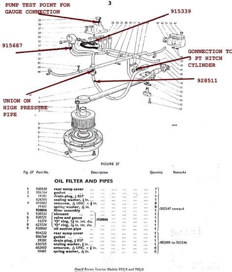 david brown 885 wiring diagram 30 wiring diagram images