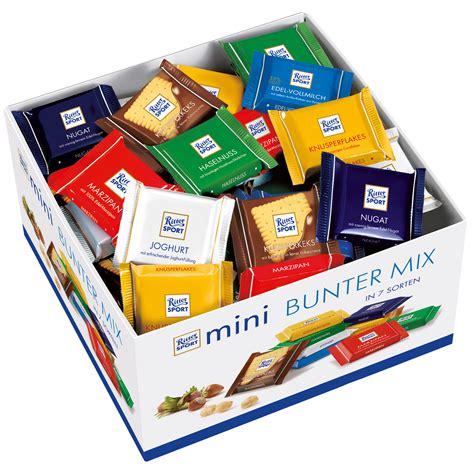 Ritter Mini ritter sport mini bunter mix 84er kaufen im world