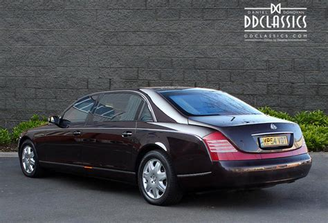2004 maybach for sale maybach 62 rhd