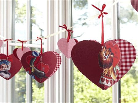 love decorations for the home simple homemade valentine decorations with funny hanging