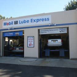 mobil lube mobil 1 lube express change stations 590 ridge rd