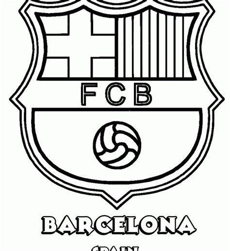 real madrid logo coloring page printable soccer coloring pages for your free book and