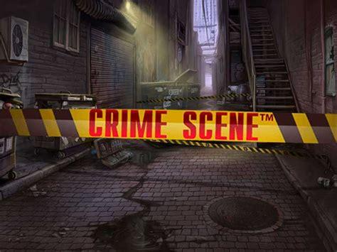 play slot crime scene  netent