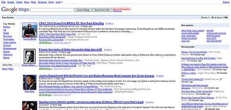 blogger user search how to use google blog search
