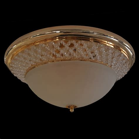 Gold Ceiling Lights Dorset 380mm Gold Ceiling Light Feature Lights