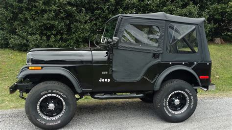 Jeep Spirit Jps70302 Original 1975 jeep cj 5 g146 indy 2017