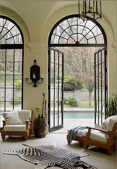Arched window treatments half moon window and window treatments